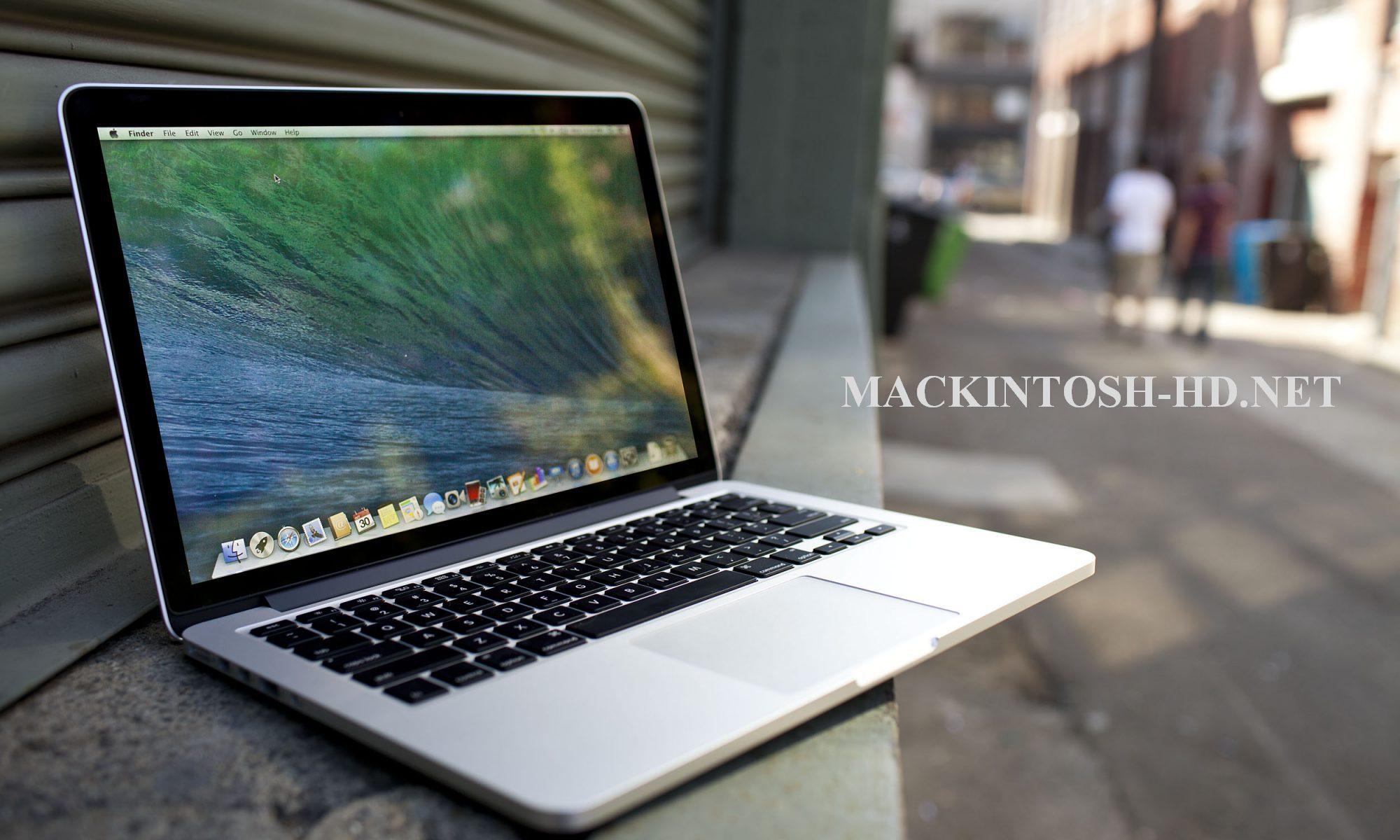 MACKINTOSH-HD