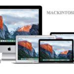 Mac OS X El Capitan Install USB