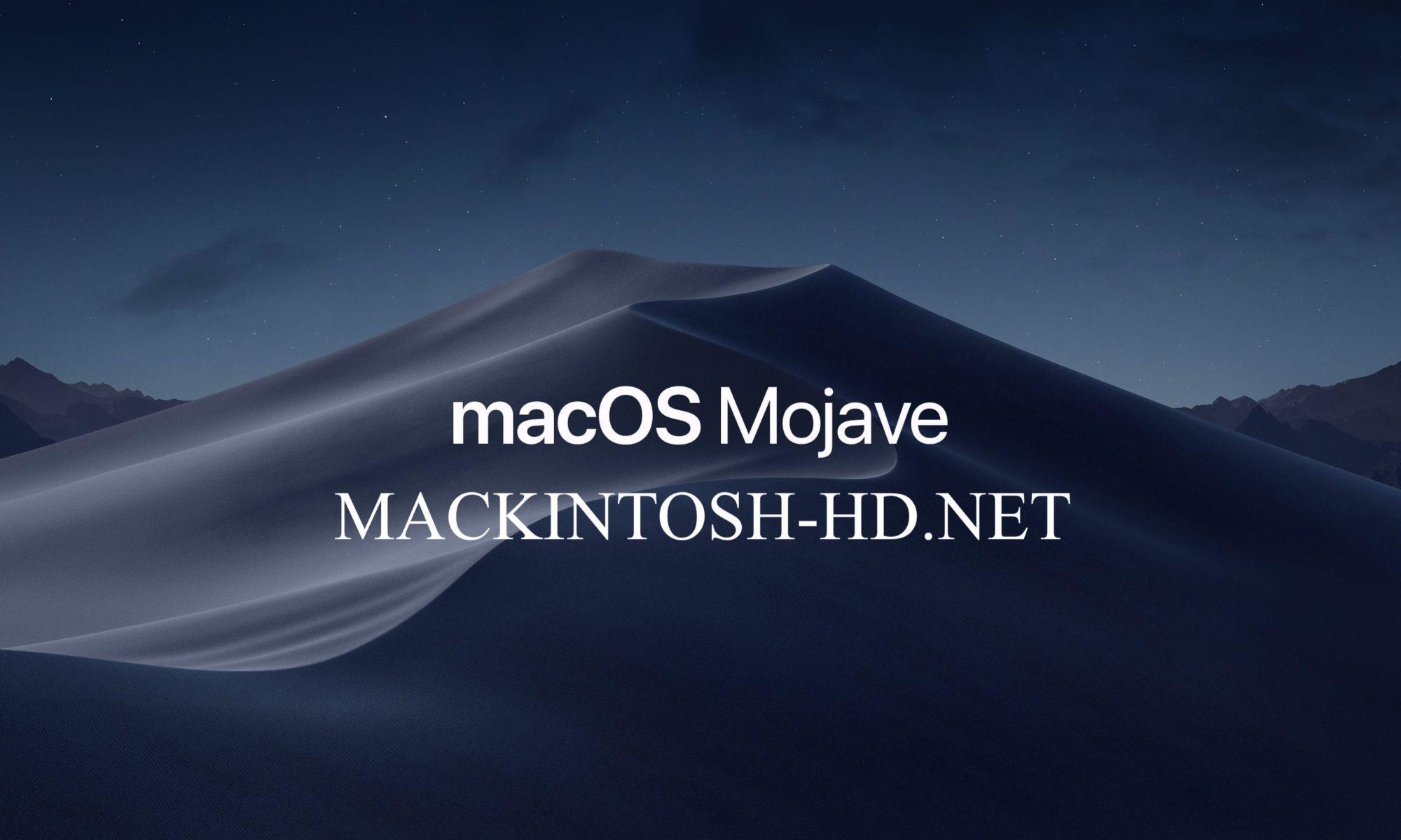 macos mojave bootable usb windows 10