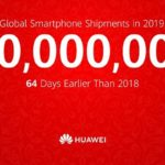 Were there any sanctions? Huawei has already sold 200 million smartphones since the beginning of the year