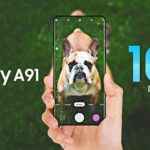 The people's flagship Galaxy A91 at 108 megapixels will be released earlier. The 2020 Galaxy A series of smartphones includes nearly a dozen models