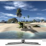 Endless Screen Samsung will debut on Samsung Dual LED TV