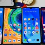 Xiaomi Mi 9T Pro, Redmi Note 8 Pro, OnePlus 7T, Huawei Mate 30 Pro and other smartphones were compared in real time