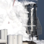 "The SpaceX Starship Mk1 spacecraft ""broke the tower"" during testing."