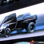 "Elon Musk announces Tesla electric pickup with ""heart-stopping"" design debut"