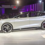 Presented electric wagon Volkswagen ID Space Vizzion with a power reserve of almost 500 km