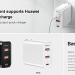 Xiaomi released 60W universal charging for smartphones and laptops