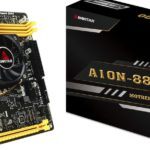 Biostar A10N-8800E motherboard gets new cooling system