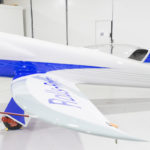 Rolls-Royce showed all-electric aircraft