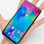 Samsung Galaxy S10 Lite declassified