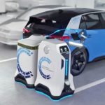 A revolution in electric vehicle charging? Autonomous robots will charge