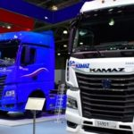 "Unmanned KamAZ ""Odyssey"" is already working on real tasks"