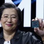 AMD shares have reached the next high and in four years rose in price by 2500%