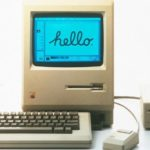 The first Apple Macintosh computer was introduced exactly 36 years ago