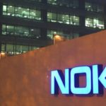 Popular smartphones Nokia fell sharply