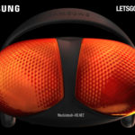 The eyes of a fly – this is what Samsung's new VR helmet looks like