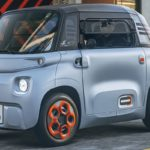Citroen introduced an ultra-compact electric car for the price of four iPhone