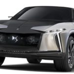The DS Aero Sport Lounge concept crossover received a thatched cabin and a range of 650 kilometers