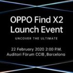 "The ""space"" smartphone will be presented very soon. Oppo Find X2 will be shown on February 22"