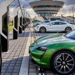 Porsche Opens Europe's Most Powerful Electric Vehicle Charging Park