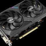 Asus has released a compact, but not badly cooled graphics card GeForce RTX 2060 Dual Mini