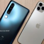 The blogger compared the speed of Xiaomi Mi10 Pro and iPhone 11 Pro Max