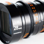 Sales of the anamorphic Vazen 28mm T2.2 Micro Four Thirds system began