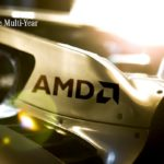 "AMD ""ride"" on the car Mercedes-AMG"
