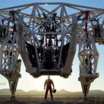 You haven't seen such a cool giant robot yet. Unless in the movie Wild Wild West