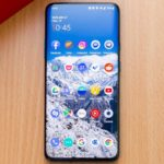 Named the best smartphone of the canceled exhibition Mobile World Congress 2020