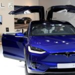 Tesla recalls Model X electric cars in China