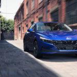Introduced New Hyundai Elantra