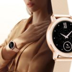 HONOR MagicWatch 2: a female version of the watch with headphones as a gift