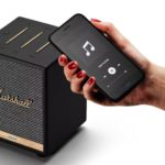 Marshall introduced a smart speaker in retro design