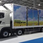 Toyota plans to develop a fuel cell truck
