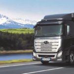 Switzerland launches Hyundai hydrogen fuel cell trucks