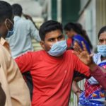 India was closed for total quarantine. New smartphones linger