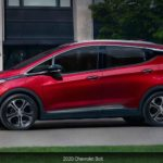 Release of the updated electric Chevrolet Bolt postponed until 2021