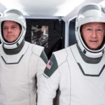 Escape from coronavirus into space. May 27, the first manned astronaut flight on the ship Crew Dragon