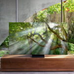 For scaling video in Samsung QLED 8K TVs of the 2020 model, artificial intelligence algorithms are used