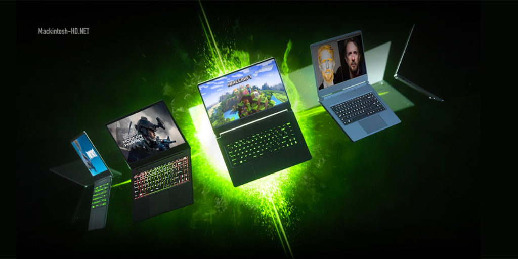 Nvidia Speeds Accelerated GeForce RTX 2060 and RTX 2070 Mobile Graphics Cards