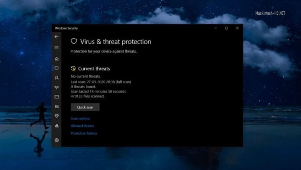 Microsoft began to get rid of references to Windows Defender
