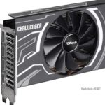 Inexpensive, compact and fast enough graphics card. Introduced ASRock Radeon RX 5500 XT Challenger ITX 8G