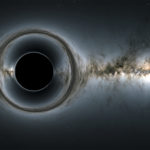 Space telescope discovered an elusive black hole