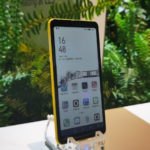 The world's first smartphone with a color display on electronic ink comes out on April 23