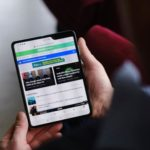 Samsung Galaxy Fold 2 will become larger, but at the same time much easier