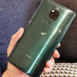 Another last year's flagship Huawei received EMUI 10.1. This is Huawei Mate 20X 5G – the company's first 5G smartphone