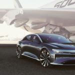 Lucid Air production electric car will not be presented in due time