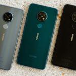 Nokia 7.2 got Android 10