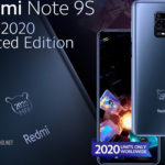 Redmi Note 9S MFF 2020 Limited Edition introduced